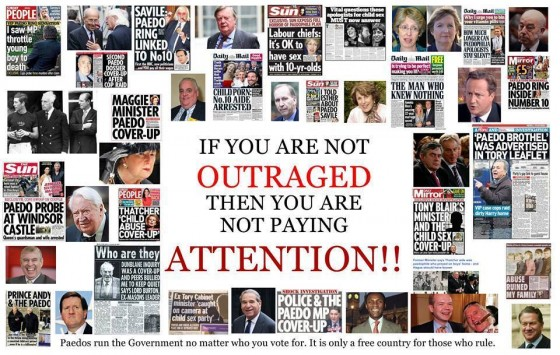 Corbyn's unelectable – he nevertheless becomes leader but he's still unelectable. Well if he's so unelectable why is the media always going on about it? IT WOULDN'T BE BECAUSE HE'S ELECTABLE! If-youre-not-outraged-e1445460614624